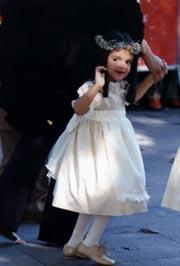 La boda de cayetano rivera y blanca romero for Blanca romero foto padre de su hija