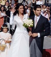 La boda de cayetano rivera y blanca romero for Blanca romero y cayetano rivera