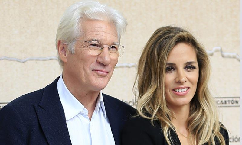 Image result for Richard Gere y Alejandra Silva