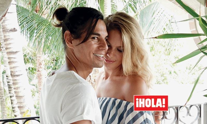En ¡HOLA!, Julio Iglesias Jr.: 'Me siento muy emocionado por ser el padrino de boda de Ana'