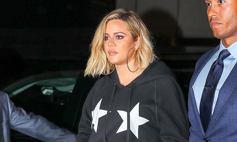 ¿Ha confirmado Khloé Kardashian su embarazo con su disfraz de Halloween?