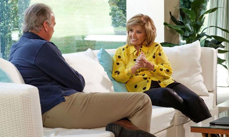 Su regreso a televisión, sus planes de futuro con Edmundo... María Teresa Campos abre su corazón