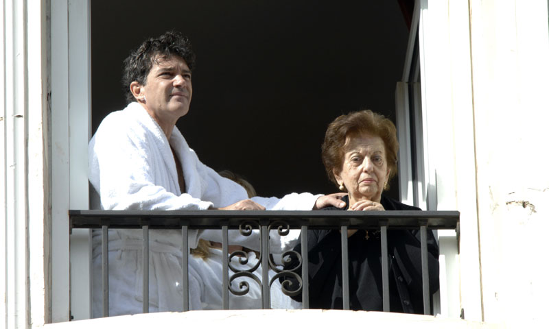 Fallece la madre de Antonio Banderas, Ana Bandera Gallego