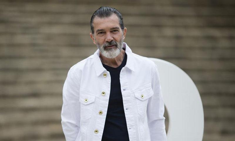Antonio Banderas se encontraba en Málaga durante los últimos días de su madre