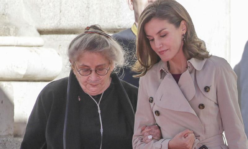 Nechama Rivlin, la fortaleza de una Primera Dama enferma desde hace diez años