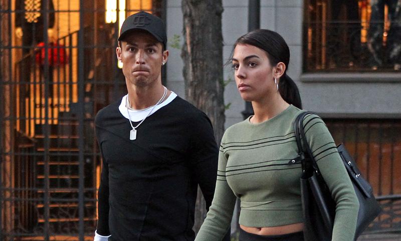 Los días libres de Cristiano Ronaldo para disfrutar de su recién nacida