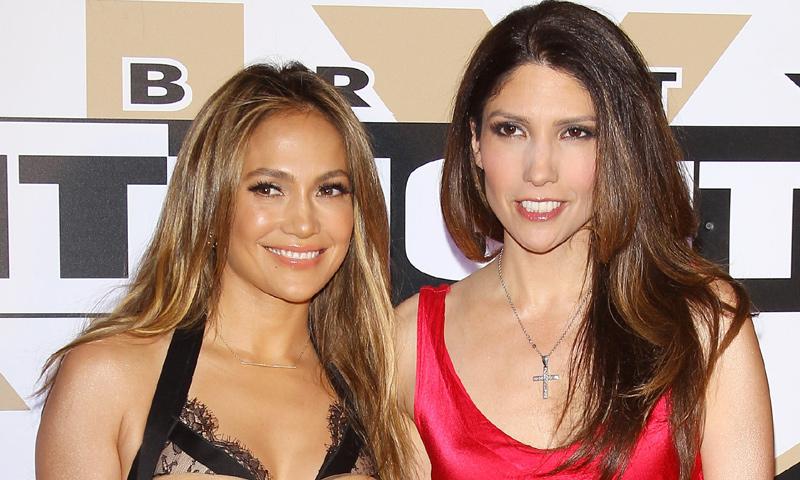 Jennifer López no es la única que triunfa en la familia: descubre a su hermana Lynda