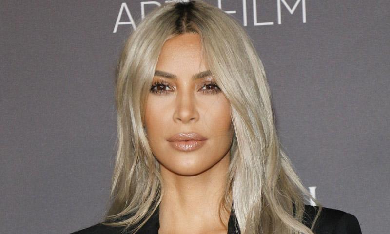 Kim Kardashian confirma que su bebé es...