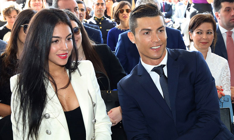 Cristiano y Georgina Rodríguez, sus planes inmediatos para su hija Alana Martina