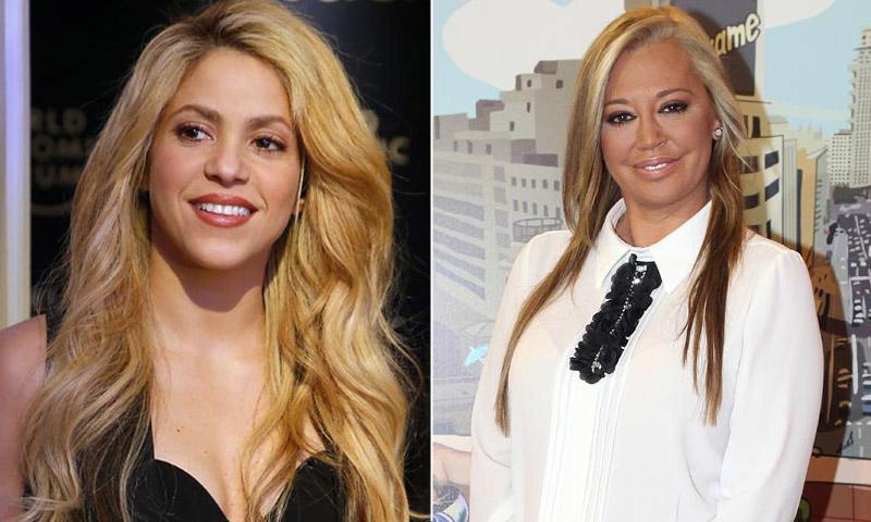 La promotora de Shakira responde a Belén Esteban