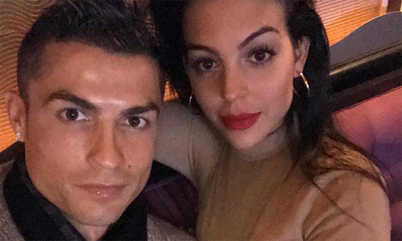 Cristiano Ronaldo y Georgina Rodríguez, primera salida juntos tras ser padres