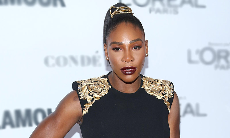El anillo de bodas de Serena Williams causa estragos en la red, una semana después de su enlace