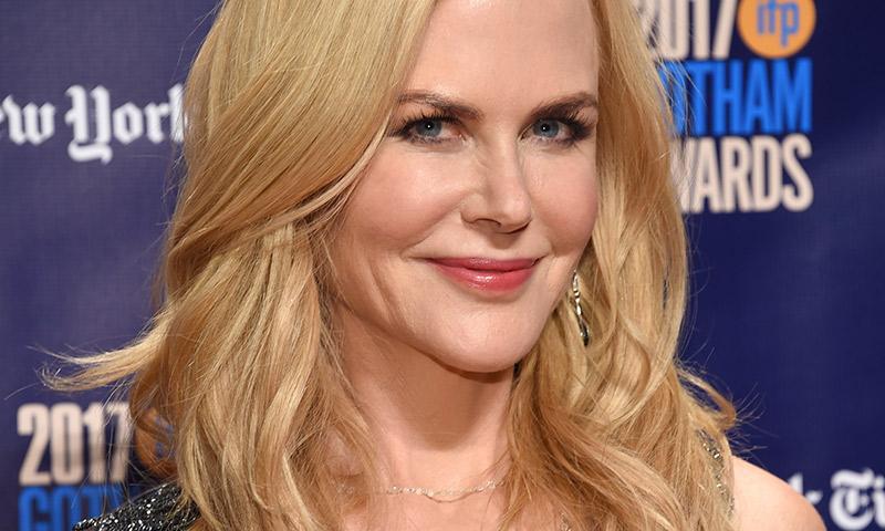 Nicole Kidman reaparece en la alfombra roja tras el multimillonario regalo de su marido