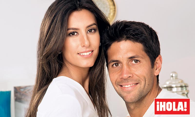 En ¡HOLA!, las familias de Ana Boyer y Fernando Verdasco ya están en el Caribe para la boda de la pareja