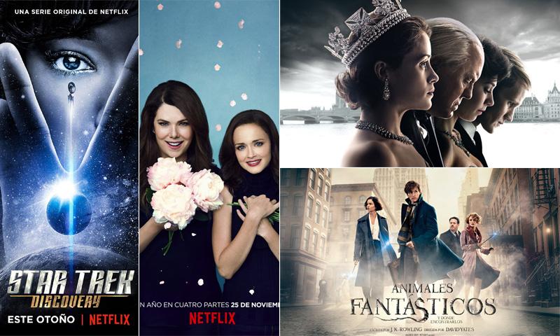 Cinco series y cinco películas que no son 'cliché' para ver en familia estas Navidades