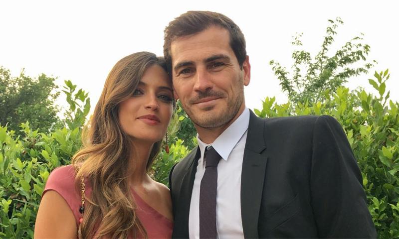 EXCLUSIVA: Las imágenes de Iker y Sara en las que podrían ser sus últimas navidades en Oporto