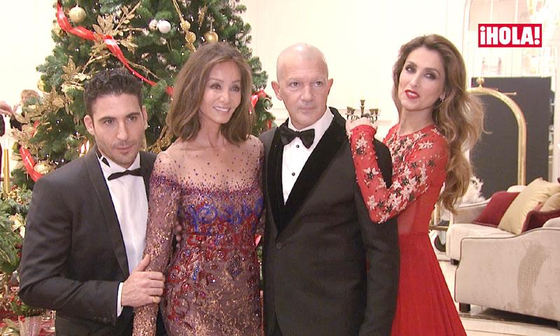 'Making of': los grandes protagonistas del año juntos en una fiesta única