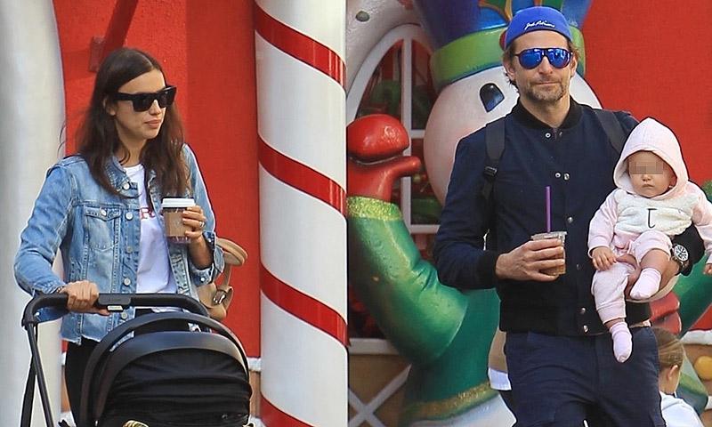 La foto con la que Irina Shayk ha desatado los rumores de boda con Bradley Cooper