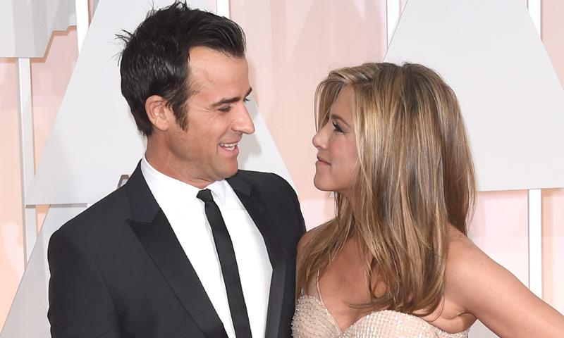 Los románticos momentos protagonizados por Jennifer Aniston y Justin Theroux que no olvidaremos