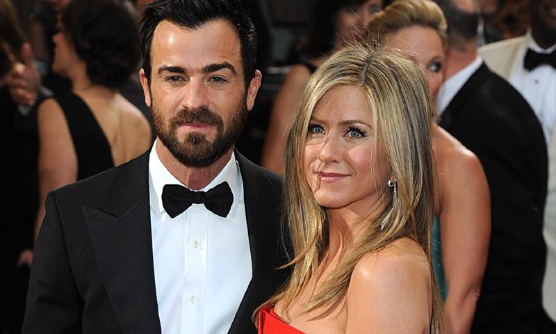 Así es la lujosa casa que Jennifer Aniston y Justin Theroux han puesto a la venta tras su separación