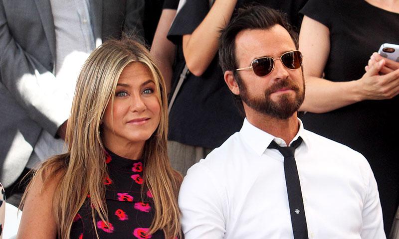 Justin Theorux vuelve a las redes sociales tras su ruptura con Jennifer Aniston