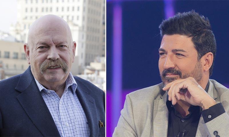 Tras siete años siendo la voz de Eurovisión, José María Íñigo pasa el testigo a Tony Aguilar