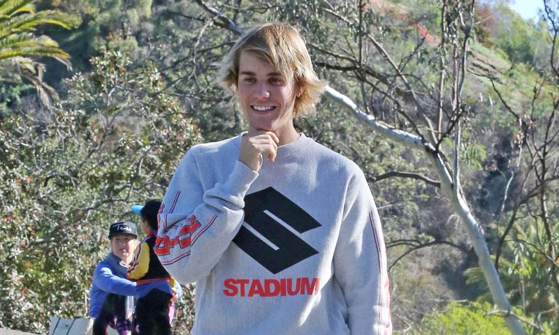 ¿Malos tiempos para Justin Bieber? El cantante y su 'accidentado' paseo junto a una amiga