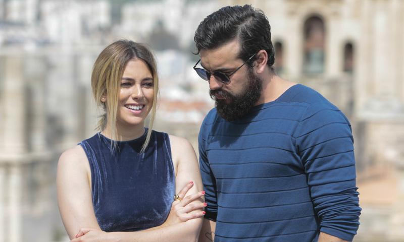 Blanca Suárez y Mario Casas: besos y caricias que hablan por sí solos