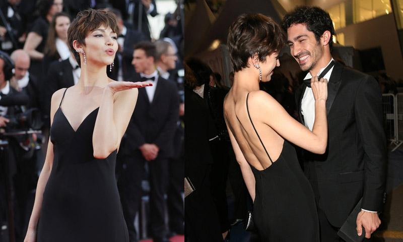 Úrsula Corberó con Chino Darín en Cannes: '¿Estoy soñando?'