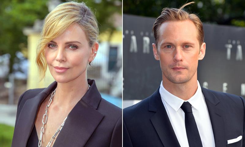 Charlize Theron y Alexander Skarsgard podrían haber retomado su relación tras 6 años de paréntesis