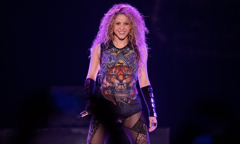 9ea455c1e015 Shakira presume de tipazo en biquini