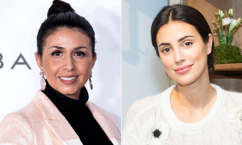 Alessandra de Osma y Sara Verdasco, en la recta final para ser mamás ¡por partida doble!