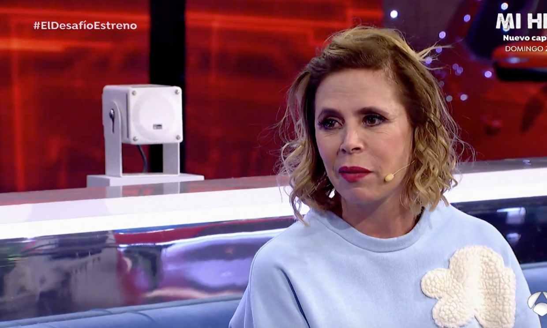 Ágatha Ruiz de la Prada como nunca la hubieras imaginado: ¡en una excavadora!