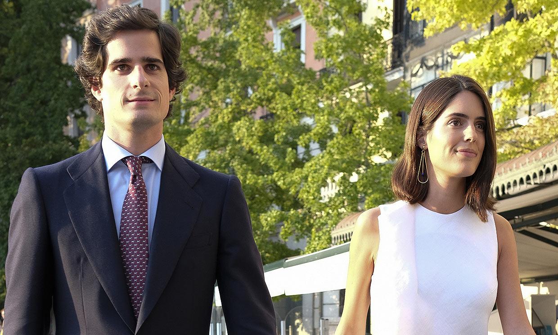 La cita 'gourmet' de Fernando Fitz-James Stuart y Sofía Palazuelo