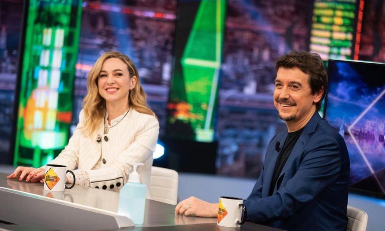 Marta Hazas y Javier Veiga confiesan cómo es trabajar juntos y sobrevivir a una reforma