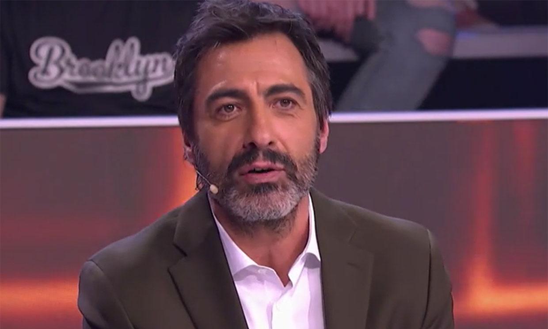 Juan del Val responde a Ágatha Ruiz de la Prada tras su conflicto en 'El Desafío'