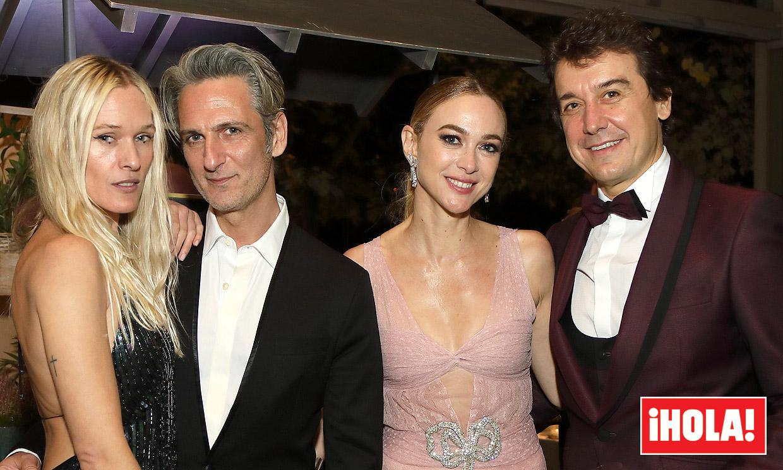 Así se divirtieron las estrellas del cine tras la entrega de los Premios Platino