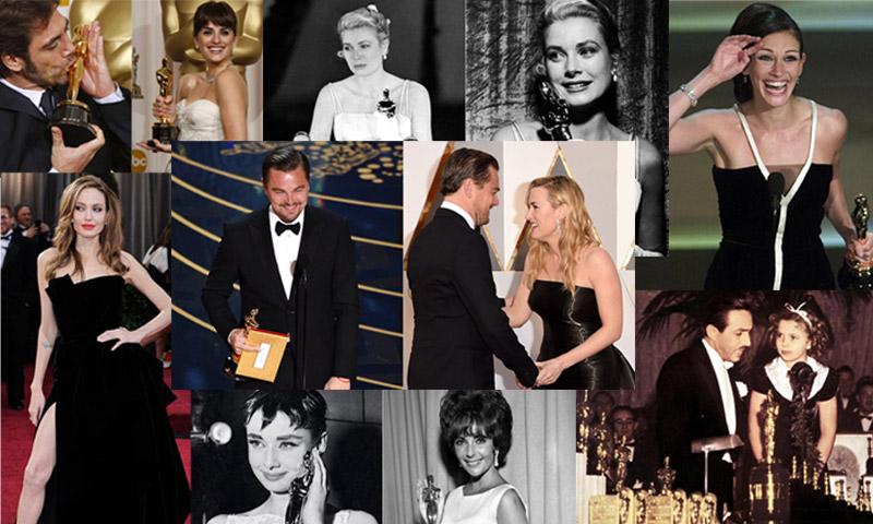 Los Oscar de Hollywood, 89 años de emociones, éxitos y momentos inolvidables