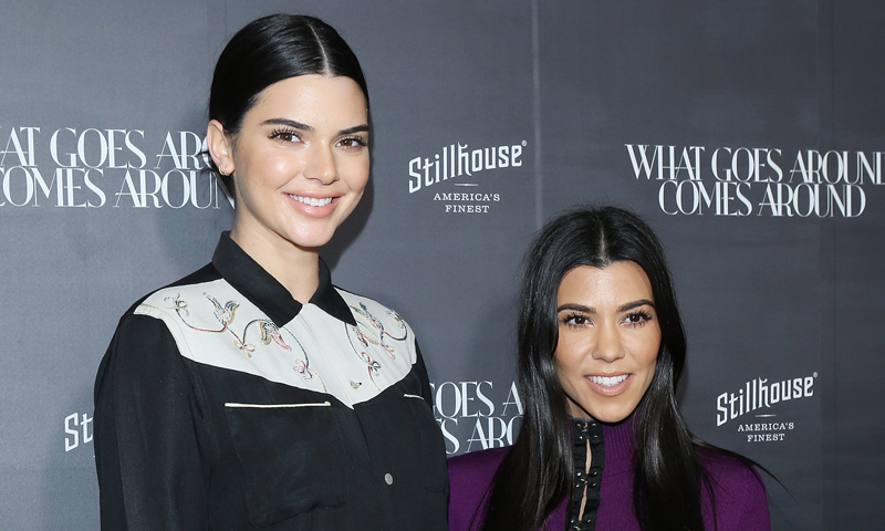 Así son los 'looks' más célebres de las hermanas Kardashian