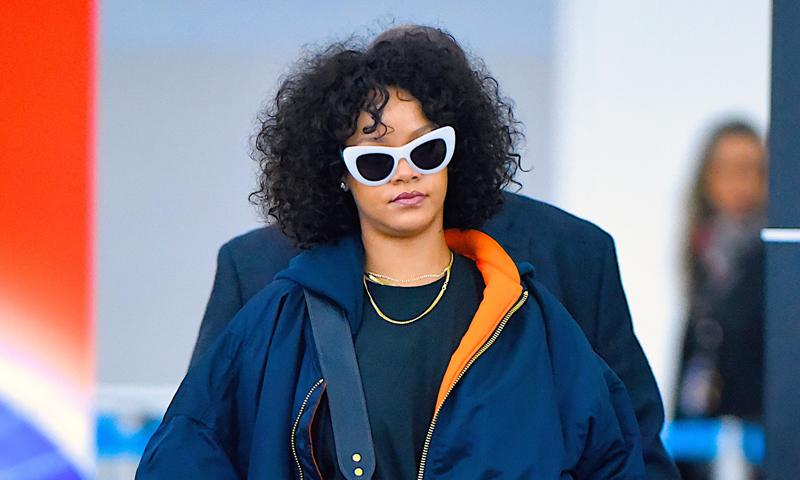 Este otoño amarás tu melena rizada con estos cortes y peinados que lucen Rihanna & Co.