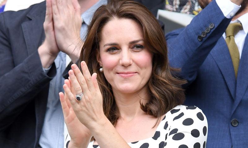 La razón por la que la manicura de la Duquesa de Cambridge (siempre) es 'nude'