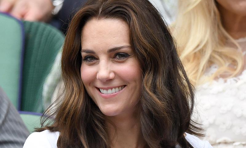 El truco infalible de la Duquesa de Cambridge para que su peinado siempre tenga volumen