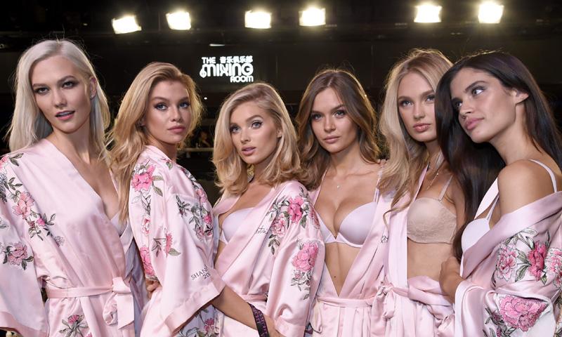 Las mechas de las modelos de Victoria's Secret: su guía de coloración