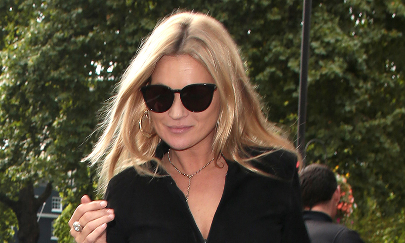 La nueva vida de Kate Moss o cómo sentirte mejor a los 40 que a los 20
