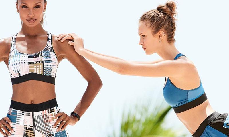 La promesa de las Victoria´s Secret: solo necesitas 30 minutos para estar en forma