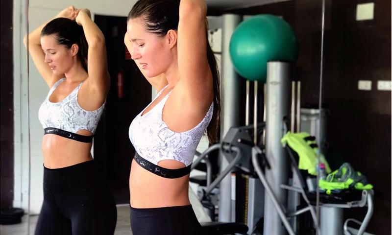 Glúteos más firmes: ponte en forma con el entrenador de Malena Costa