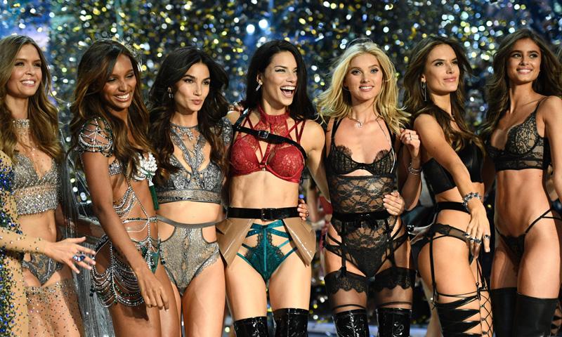 ¿Qué tratamientos siguen las modelos de Victoria's Secret antes del desfile?