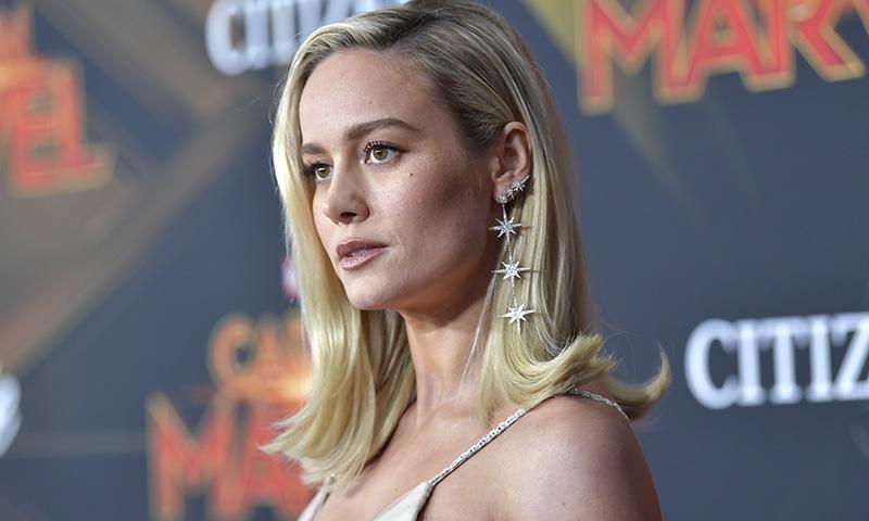 Así entrenó Brie Larson para convertirse en superheroína