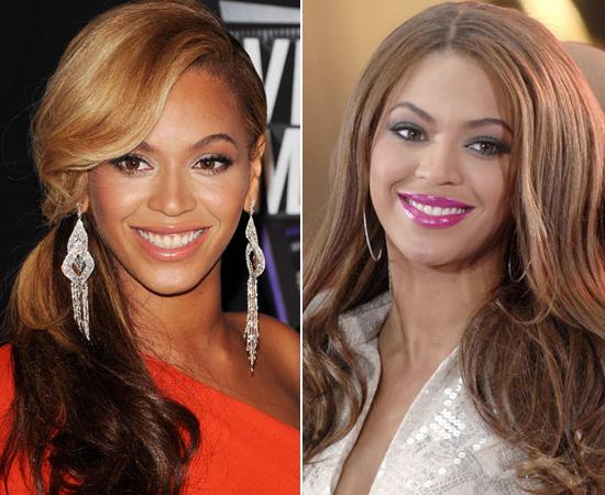 Los Cambios De Look De Beyonce Foto A Foto - Cambios-de-pelo