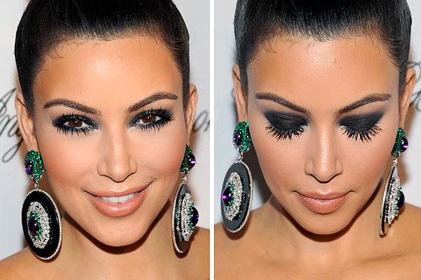 Maquillaje de fiesta Versin clsica y renovada del smoky eye